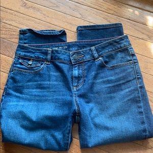 Talbots jeans. Crop
